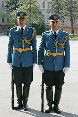 Gardisti Vojske Srbije