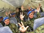 ПОЗДРАВ С ТРИ ПРСТА: Гардисти ВС спремају се у Москви за параду