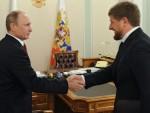 КАДИРОВ: Ја сам Путинов стрелац