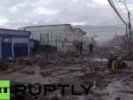 СТАНОВНИЦИ ИГНОРИСАЛИ ПРОГНОЗУ: Киша потопила Атакаму, најсушнију пустињу свијета