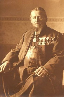 Mitropolit Leontije Mitrovic