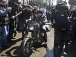 РАМПА НА ПУТУ ЗА БЕРЛИН: Руски бајкери стигли на границу са Пољском, граничари им забранили улаз у земљу!