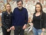 ОТКУПИЋЕМО МУКУ КОМШИЈА: Грађани не дозвољавају да породица Панајотов изгуби дом