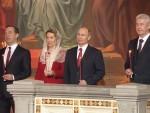 ПУТИН ЧЕСТИТАО ВАСКРС ГРАЂАНИМА РУСИЈЕ: Празник који милионима верника дарује радост и наду