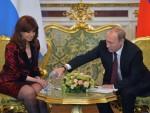 РАЗГОВОРИ ПУТИНА И КРИСТИНЕ ДЕ КИРШНЕР: Русија помаже Аргентини у куповини оружја?