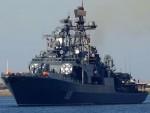 ПЛОВЕ У СЕВЕРНО МОРЕ: Бродови руске морнарице у Ламаншу