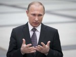 ПУТИН: Запад воли Русију само кад је слаба