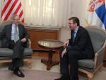 БЕОГРАД: Бајден позвао Вучића да посети Вашингтон