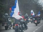"""У ВАРШАВИ ПРОТИВ """"НОЋНИХ ВУКОВА"""": Пољацима смета што руски мотоциклисти вожњом до Берлина обележавају """"Дан побједе"""""""