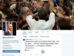 ЗАСУТ РАСИСТИЧКИМ УВРЕДАМА: Обама извријеђан на Твитеру