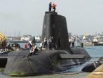 НИЈЕ ИХ СТИГЛА: Британска подморница јурила руске бродове па ударила у санту леда