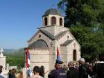 СЛАВА МУ И МИЛОСТ: У Мркоњићима обиљежен празник Светог Василија