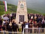 ФОЧА: Сјећање на 56 јошаничких жртава