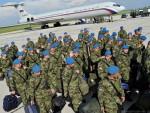 СРБИЈА ПОНОСНА НА ГАРДУ: Национални ешалон Војске Србије вратио се у домовину