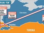 """ГАСПРОМ: Почиње изградња """"Турског тока"""", 2016. први кубици гаса"""