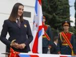ЛЕГЕНДА У РУСКОЈ ВОЈСЦИ: Ишинбајева постала мајор