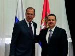 ЛАВРОВ: Македонију кажњавају због пријатељства с Русијом