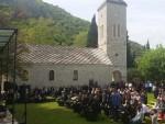 СВЕТО МЕСТО: Десетогодишњица обнове манастира Житомислић (ВИДЕО)