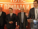 ВУЧИЋ: Пензије највеће на крају мандата