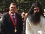 ДОДИК: Орден светог владике Николаја доживљавам као признање за све Србе у Српској