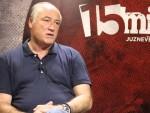 """СТОЈАНОВИЋ: Кључни безбедносни ризик за Србију је """"велика Албанија"""""""