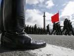 ГЕНЕРАЛНА ПРОБА: Црвени трг у знаку руске армије, све је спремно за грандиозну прославу Дана победе