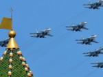 (ВИДЕО) РУСКА СИЛА У ВАЗДУХУ: Проба параде, на небу изнад Москве 140 борбених авиона и хеликоптера