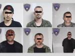 КРВАВИ И СА ОБЕЛЕЖЈИМА УЧК: Ово су полицијске фотографије ухапшених у Куманову