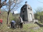 ВАРДИШТЕ: Гланцаjу споменик jунацима