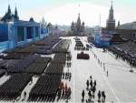 """МЕТА ТЕРОРИСТА БИО """"БЕСМРТНИ ПУК"""": У Mоскви 18.000 безбедњака уочи параде на Дан победе"""