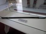 ИЗЛОЖБА О СТРАХОТАМА ПОГРОМА НА СРБИМА: Усташки нож направљен за клање дјеце
