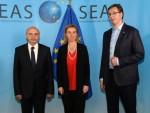 ВЛАДА СРБИЈЕ: Није било договора између Вучића и Мустафе