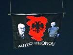 """КРАЈ МАНАСТИРА СОКОЛИЦА: Албанци сахрањују свог """"јунака"""" Ису Бољетинија"""
