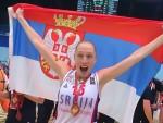 ДАЛА СРЦЕ ЗА СРБИЈУ: Освојила злато и срца милиона: Данијел Пејџ, поносна шампионка