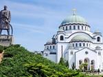 ХРАМ СВЕТОГ САВЕ: Николић и патријарх Иринеј отварају изложбу о Романовима