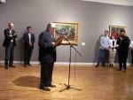 БАЊАЛУКА: Отворена изложба слика Јована Бијелића