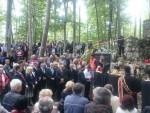 ПОРИЧУ ЗЛОЧИН: Хрватски ветерани покушали да спријече комеморацију у Јадовну