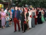 ФОЧА: Више хиљада грађана поздравило матуранте