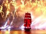 БОЉЕ ОД ХОЛИВУДА: Спектакл у част матураната на Неви (видео)