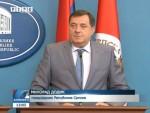 ДОДИК: Британска резолуција је политичко насиље над Србима