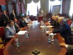 БАЊАЛУКА: Владајућа коалиција у Српској не прихвата резолуцију о Сребреници