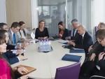 МОГЕРИНИ: Финализиран текст два споразума Београда и Приштине