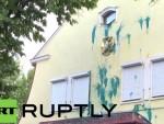 УКРАЈИНА ПРЕКРШИЛА МЕЂУНАРОДНЕ ОБАВЕЗЕ: Русија тражи истрагу о нападу на њен конзулат у Харкову (ВИДЕО)