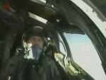 (ВИДЕО) О ТАКВОМ СЕ ЛЕТУ САЊА: Путин пилотира стратешким бомбардером Ту-160
