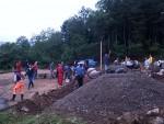 СРЕБРЕНИЦА: Моба на изградњи објеката манастира Покрова Пресвете Богородице у Карну