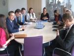 БРИСЕЛ: Почео трилатерални састанак; Вучић очекује дуг и тежак дан