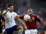 """УГАШЕНА НАДА: Очајни """"орлови"""" се у Данској опростили од Европског првенства!"""