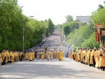 ВЕЛИКОРЕЦКА ЛИТИЈА: У Русији почела литија са 100.000 верника дугачка 150 километара