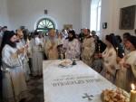 АПОСТОЛИ ЦРКВЕ ХРИСТОВЕ: Сахрањени земни остаци 23 црногорска митрополита
