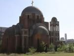 ЦРН ИМ ОБРАЗ: Забрањени радови у порти Храма Христа Спаса у Приштини